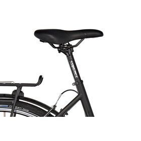 "Kalkhoff Voyager 21 Wave - Vélo de trekking - 28"" noir"